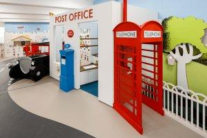 Sorted! Postal Play Space