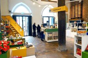 VVV Inspiratiepunt Alkmaar