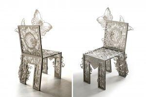 Chair of Textures
