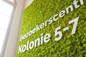 Bezoekerscentrum Kolonie 5-7