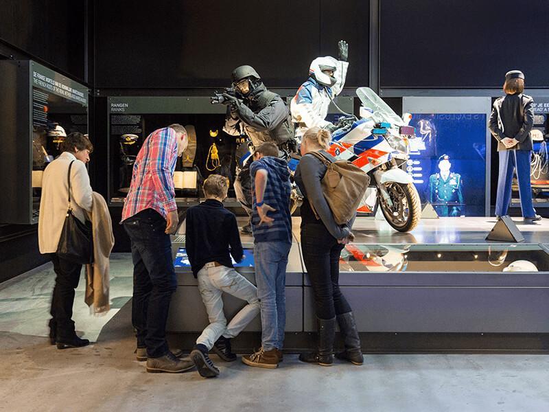 Nationaal Militair Museum in Museumvisie 2015