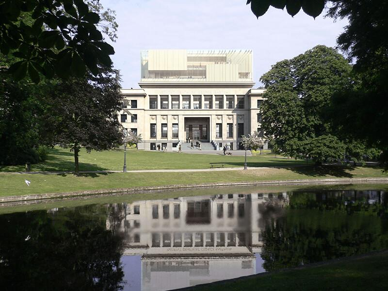 Het Huis van Europese Geschiedenis