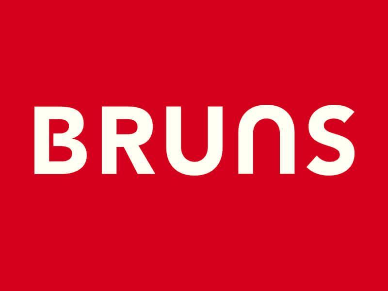 Bruns heeft een nieuwe huisstijl