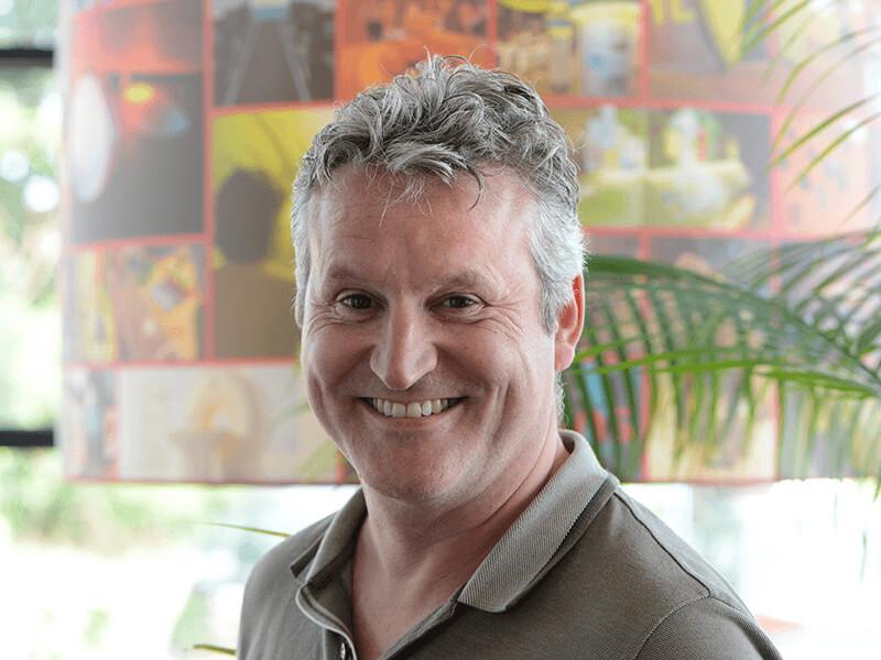 Maarten Taborsky spreker tijdens de Hands On! 14/10/15