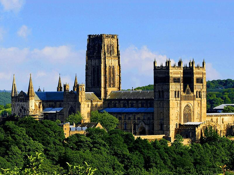 Werelderfgoed Kathedraal van Durham historisch hoogtepunt