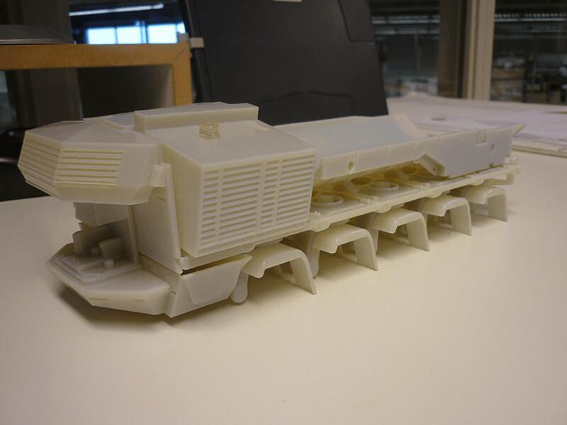 Nieuwe Stratasys 3D Printer