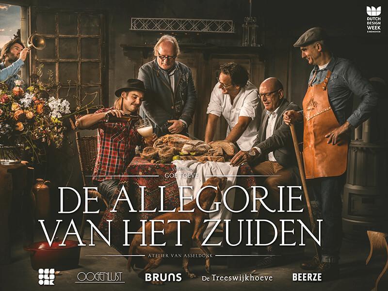 Ambachten verenigd tijdens de Dutch Design Week 2015