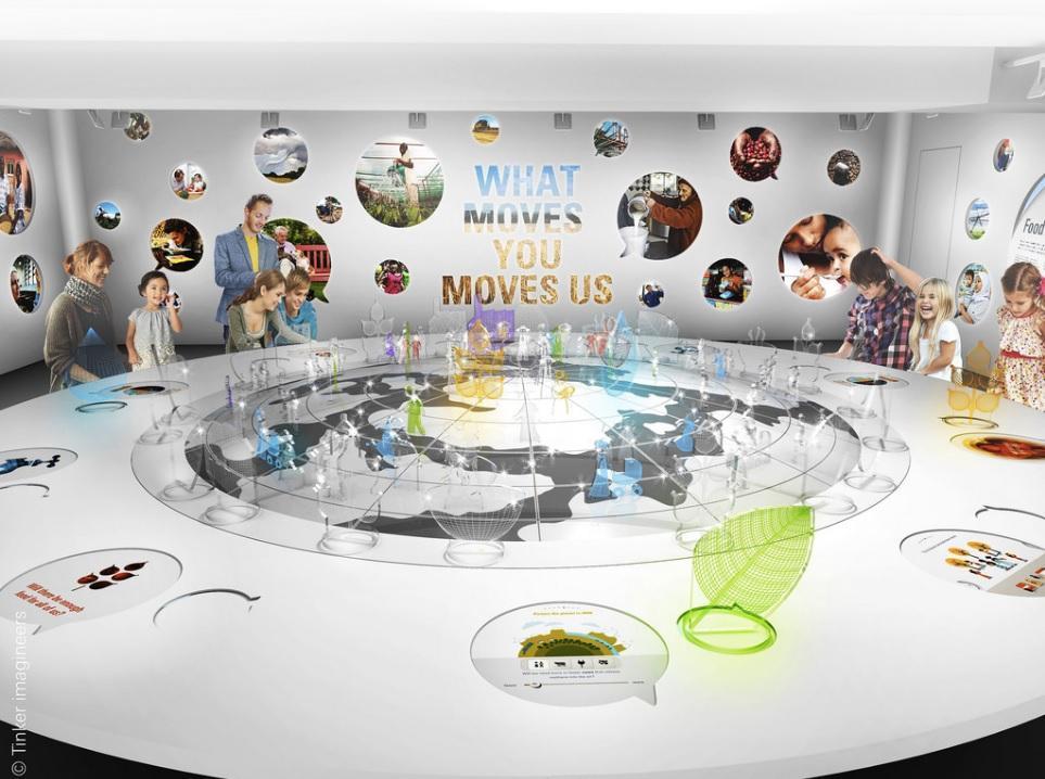 Nederlandse bureaus ontwerpen en bouwen open huis Nestlé in Zwitersland