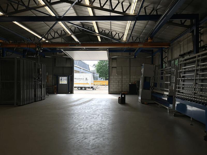 Bruns breidt uit met eigen glas atelier in De Ploeg