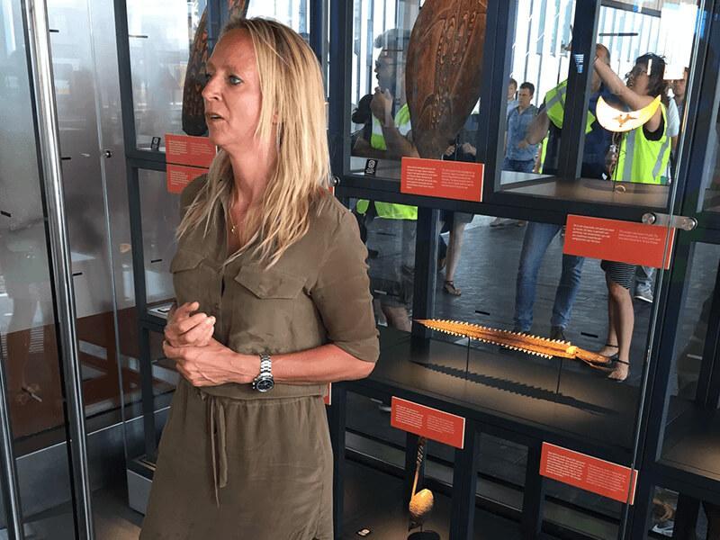 Bruns realiseert 'Het museum van Floortje'