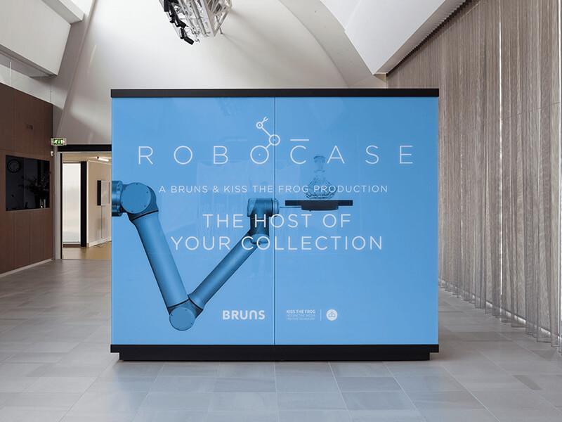 Robocase genomineerd voor de Heritage in Motion Award