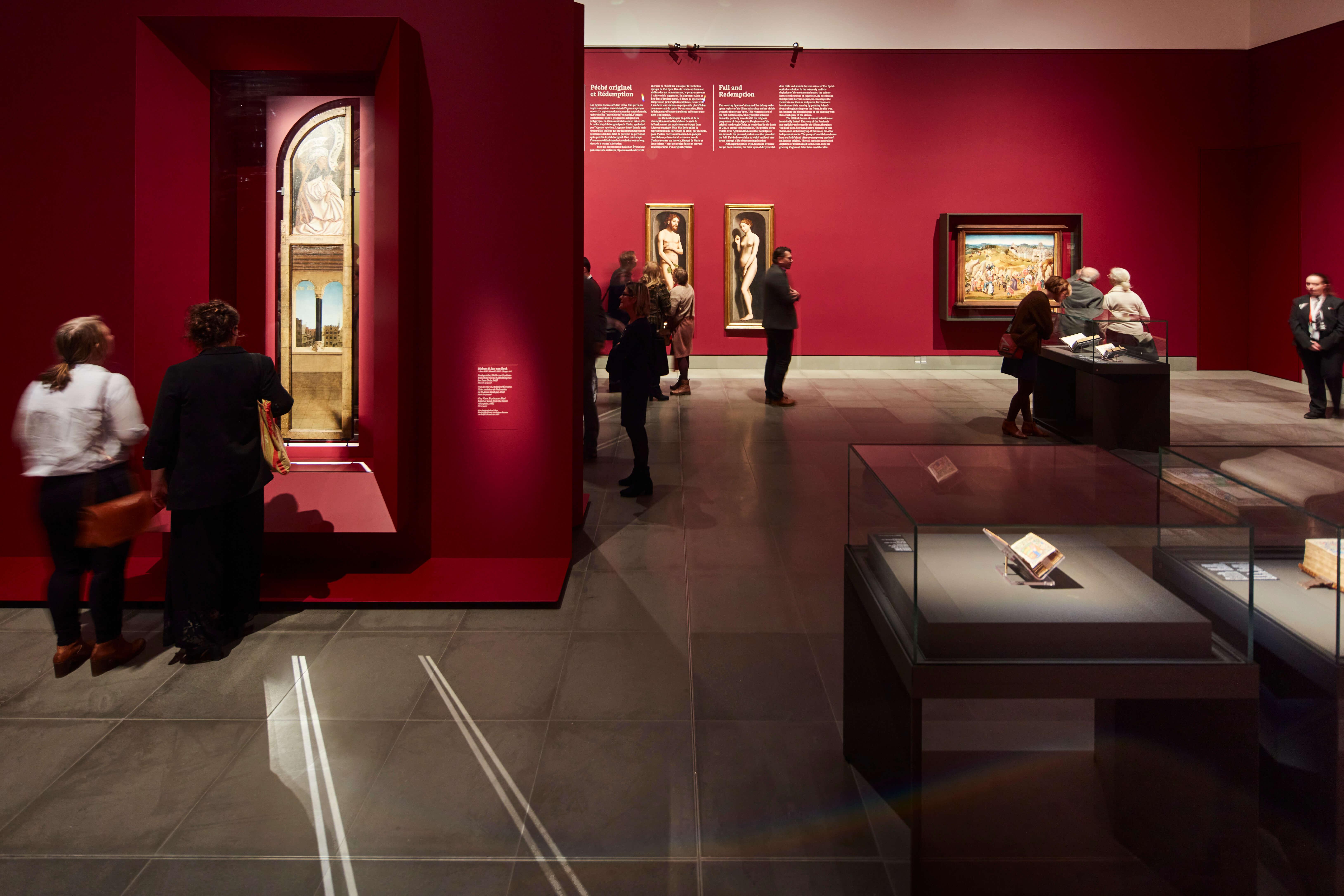 De grootste Jan van Eyck tentoonstelling ooit