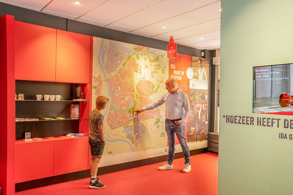 VVV Inspiratiepunt Zutphen