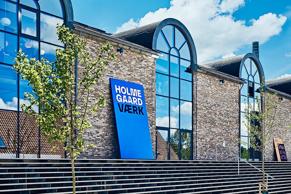 Holmegaard Works