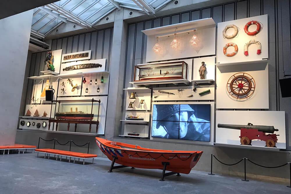 Entree Maritiem Museum