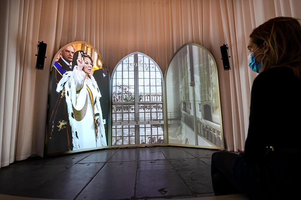 History & Royalty in De Nieuwe Kerk Amsterdam