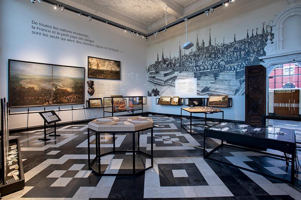 Het STAM Gent 'Het verhaal van Gent'