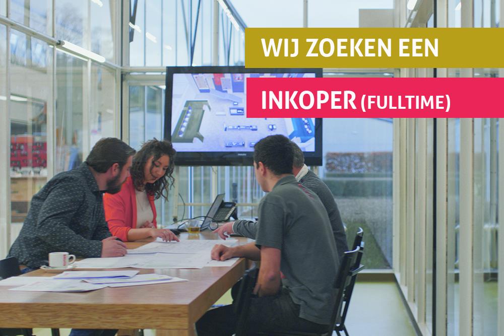 Inkoper (fulltime)
