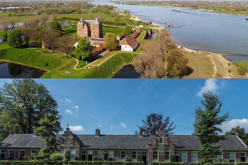 Hollandse Waterlinies en Koloniën van Weldadigheid op de Werelderfgoedlijst!