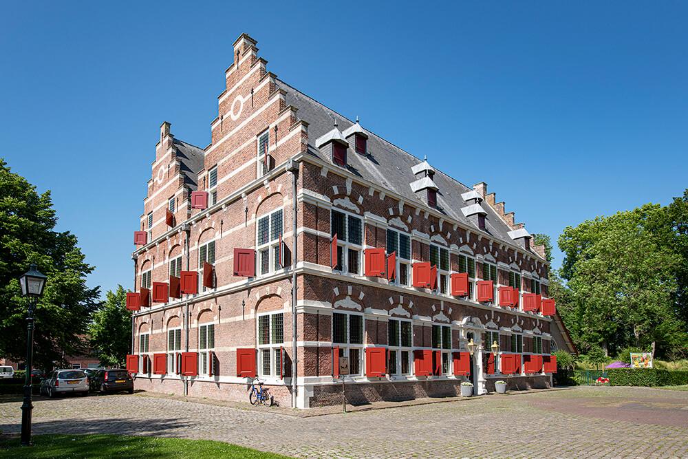 Bezoekerscentrum Het Mauritshuis
