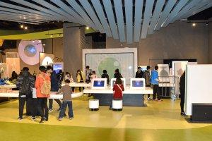 Liaoning Science en Technology Museum